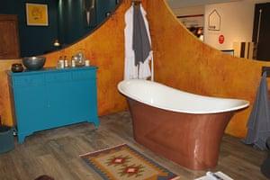 Grand Designs: Grand Designs Live: The Dulux bathroom
