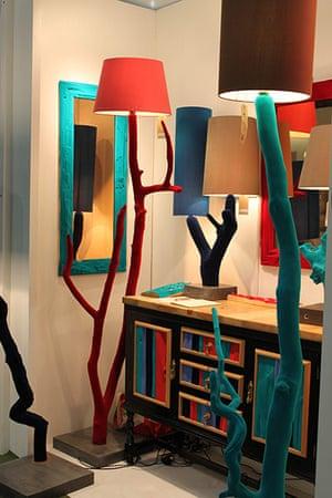 Grand Designs: Grand Designs Live: Nic Parnell lamps