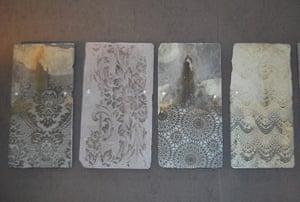 Grand Designs: Grand Designs Live: Jo Gibbs lace tiles