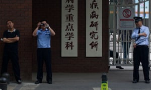 Chen Guangcheng hospital
