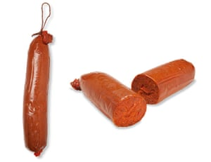 Sausages of the world: Sausages of the world: 'Nduja