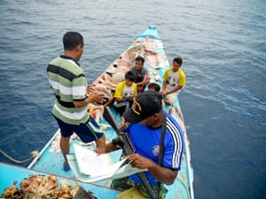 Week in Wildlife: Alleged Shark Finners  Nabbed In Raja Ampat Marine Protected Area