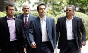 Greek anti-bailout left to take hand at forming government