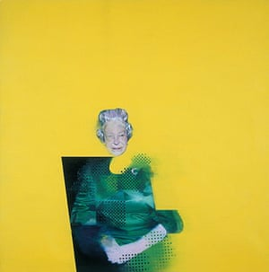 he Queen: Art and Image: The Queen by Justin Mortimer
