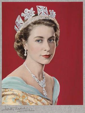 he Queen: Art and Image: Queen Elizabeth II by Dorothy Wilding