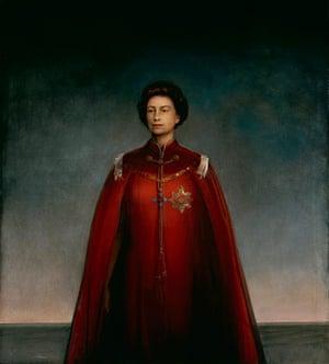 he Queen: Art and Image: Queen Elizabeth II, by Pietro Annigoni