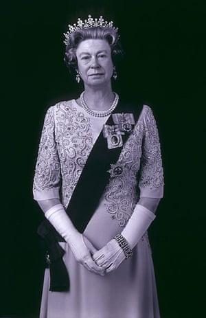 he Queen: Art and Image: Queen Elizabeth II by Hiroshi Sugimoto