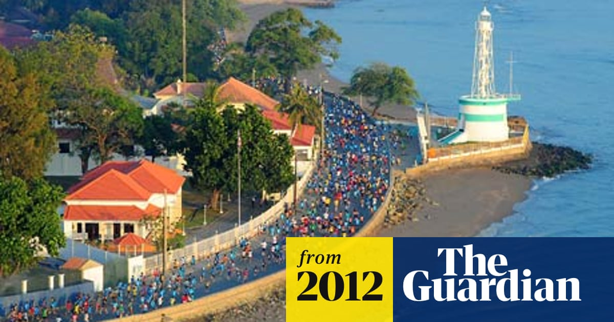 Timor Leste Marathon Is More Than Just A Race World News