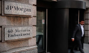 JP Morgan trader 'London Whale' blows $13bn hole in bank's value