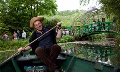 James Priest Giverny Claude Monet