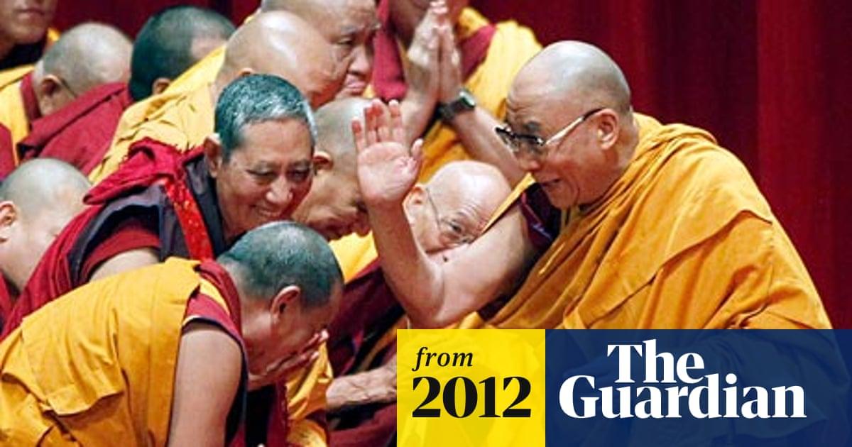 Dalai Lama Fears Chinese Poison Plot World News The Guardian