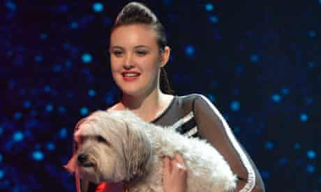 Ashleigh Butler and Pudsey, the Britain's Got Talent winners