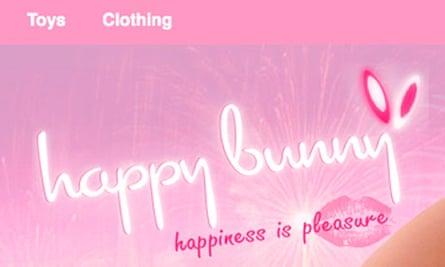 Happy Bunny's website