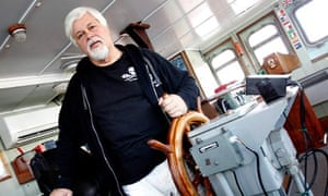 Paul Watson arrested in Germany