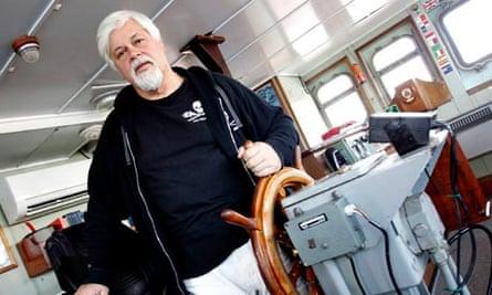 Paul Watson arrested in Germany