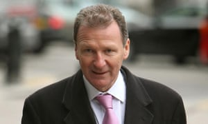 Former civil service chief Lord O'Donnell