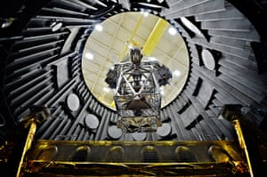 A month in space: NASA Goddard Engineers Testing Webb Telescope's OSIM and BIA Instruments