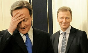 David Cameron and Gus O'Donnell 2