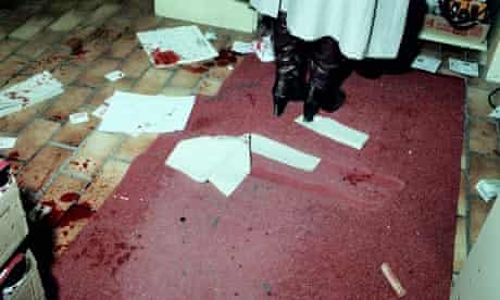 Carlos DeLuna: crime scene