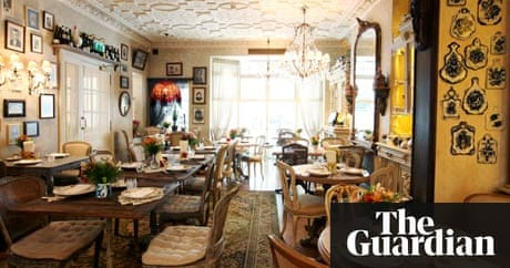 Restaurant review mari vanna london jay rayner life - What degree do you need to be an interior designer ...