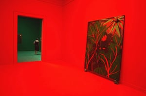 Venice: Within Reach by Chris Ofili, 2003