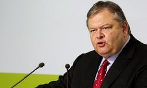 Pasok leader Evangelos Venizelos said the only way out of Greece's impasse was told hold elections