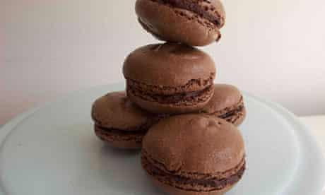 Felicity's perfect chocolate macarons