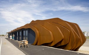 Heatherwick: East Beach Cafe in Littlehampton, West Sussex