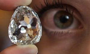 Beau Sancy diamond