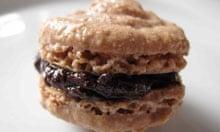 Macaron made to Claire Clark's recipe