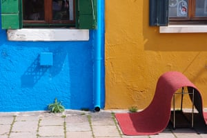 Your Pictures: Your Pictures: Brightly painted houses on Burano Island, Venice.
