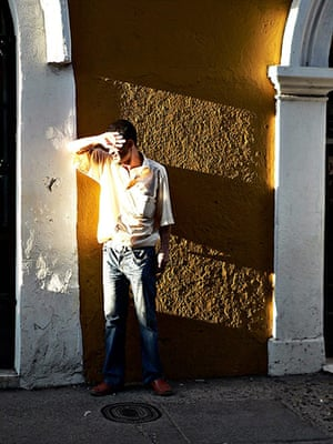Your Pictures: Your Pictures: Man squinting in sunlight