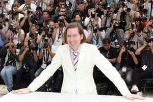 Moonrise Kingdom Cannes: US director Wes Anderson