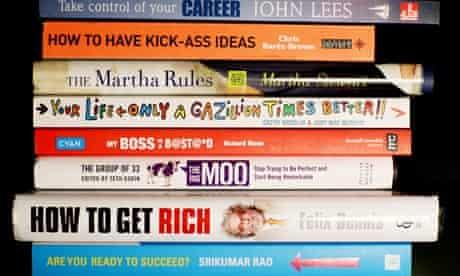 self-help books