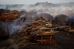 Pig iron in Brazil: Illegal charcoal kilns in the municipality of Tucuruí