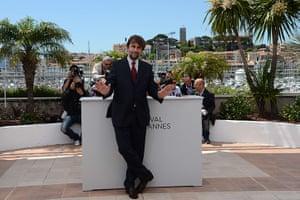 Cannes film festival: Italian director and president of the Jury Nanni Moretti