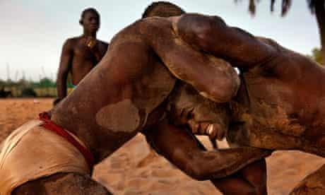 senegal wrestling