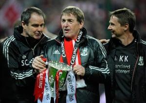 Kenny Dalglish: Cardiff City v Liverpool