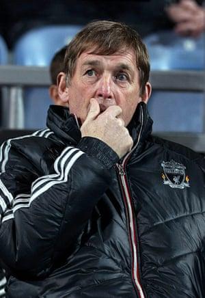 Kenny Dalglish: Queens Park Rangers v Liverpool - Premier League