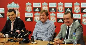 Kenny Dalglish: Kenny Dalglish Signs Three Year Deal With Liverpool FC