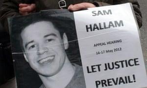 Sam Hallam
