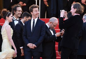 Cannes Day One: Moonrise Kingdom Premiere