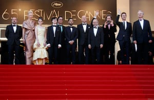 Moonrise Kingdom Cannes: Cast members and director Anderson