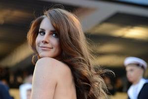 Moonrise: Singer Lana Del Rey