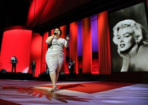Moonrise: Beth Ditto performs at the Opening Ceremony and Moonrise Kingdom premiere