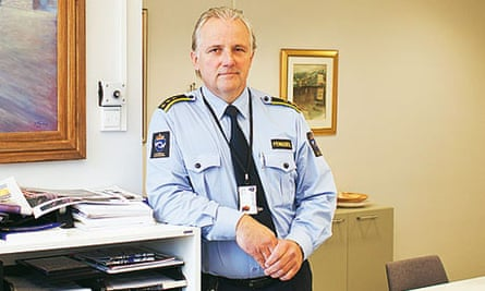 Halden prison: governor Are Hoidal