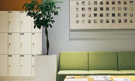 Halden prison: interior design
