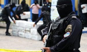 Honduras DEA