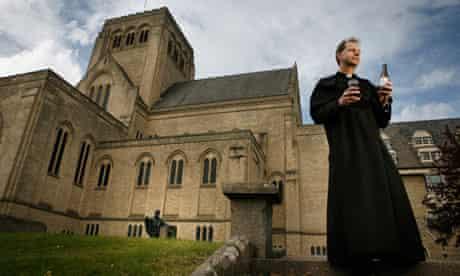 ampleforth abbey father-wulstan-peterburs
