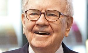Warren Buffett newspaper